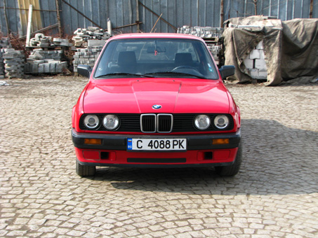 BMW 316 99ps 89