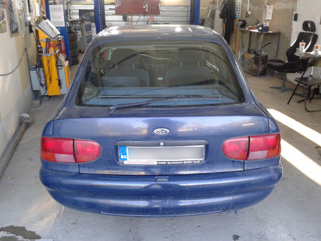 Ford Escort 1.3 75ps 99