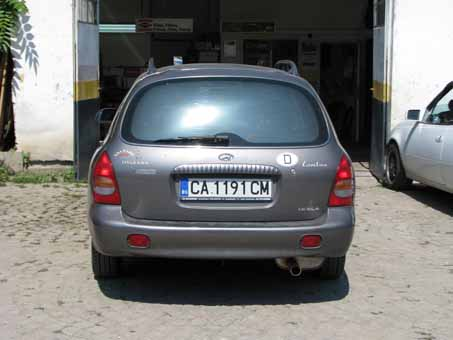 Hyundai Lantra 1.6 16v 105 ps 2000 Automatic