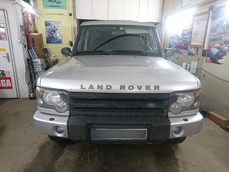 Land Rover Discovery 4.0 185ps 2004