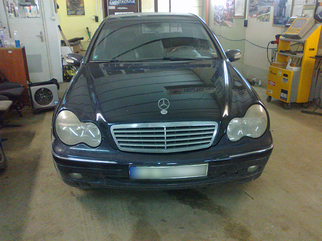 Mercedes C200 Kopressor 163ps 01