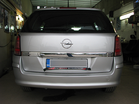 Opel Astra H 1.6 105ps Z16XER 2005