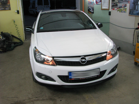 Opel Astra H GTC 1.6T 180ps 2010