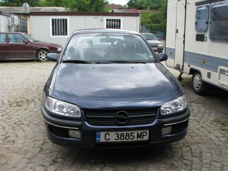 Opel Omega MV6 211 ps 96