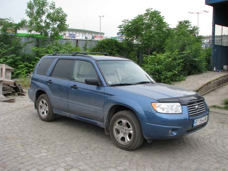 Subaru Forester 2.5 163 ps 07