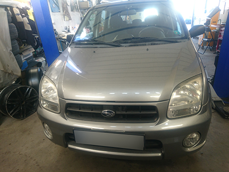 Subaru Justy J3 awd 1.5  98ps 2005