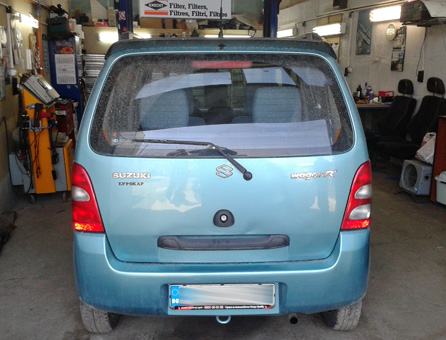 Suzuki Wagon R Plus 1.3 75ps 2000