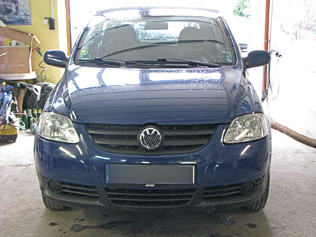 Vw Fox 1.2 55ps 2005